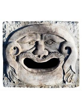 Repro di formella antica Pisana per le lettere