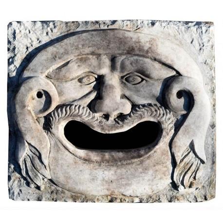 Ancient formella letter box copy