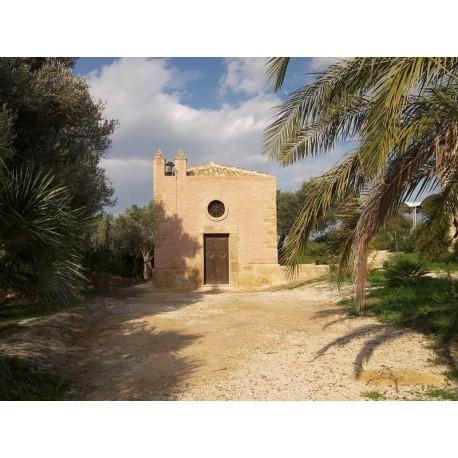 La Cappella di Villa Immacolatella a Marsala
