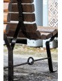 Panchina doppia antica fiorentina