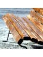Two sided bench