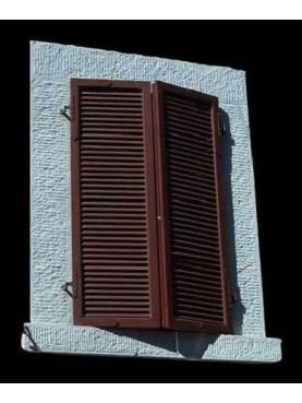 STIPITI di finestra e davanzale