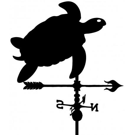 Turtle weathervane Caretta caretta