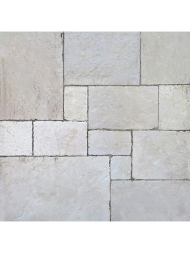 Limestone Burgundy floor stone - pierre de bourgogne