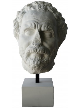 Testa di Demostene - Plaster cast