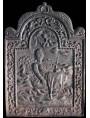 Fireback cast iron ancient original