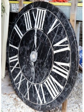 Ancient Tower Clock Table Top