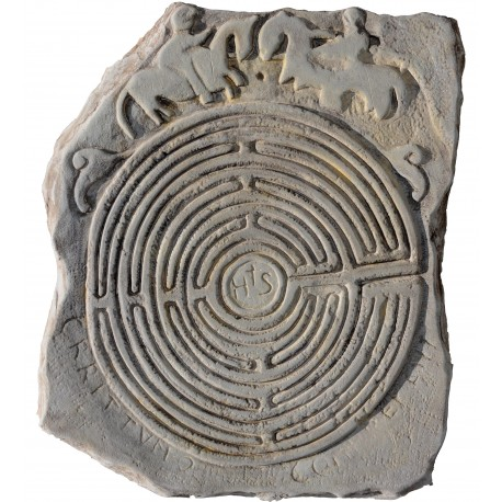 Pontremoli Labyrinth our reproduction