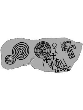 Labirinto Spirale dell'Ecova Valcamonica