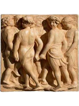 Bassorilievo della Cantoria di Luca Della Robbia