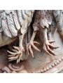 Ovale con Beccacce in terracotta