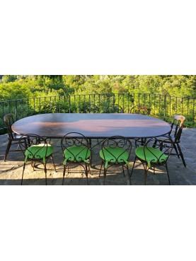 Il tavolo di zia Laura a Montenero