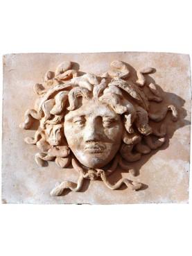 Piccola Medusa in terracotta