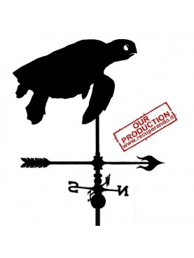 Turtle weathervane Caretta caretta