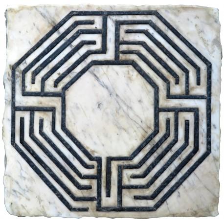 La nostra elaborazione del Labirinto Flavio