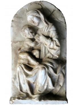 La Madonna del Latte di Andrea Della Robbia