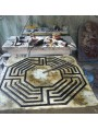 Domus Flavia Labyrinth our repro in marble