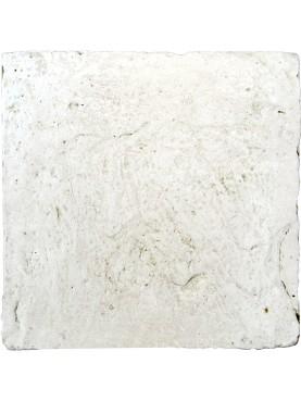Cotto 20 x 20 cm bianco levigato
