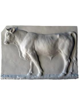 Tile Roman bull