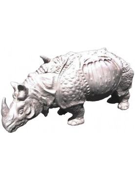 Durer rhino our repro plaster cast