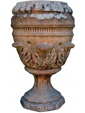 Vaso Pistoiese esemplare originale antico 600€