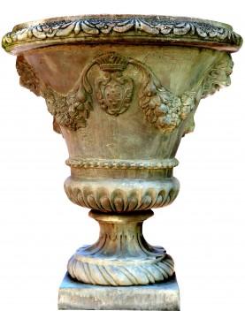 """Medici vase """"flared"""""""