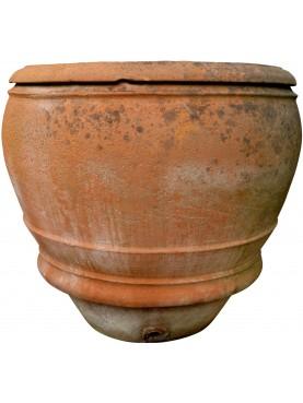 Original Great ancient citrus vase