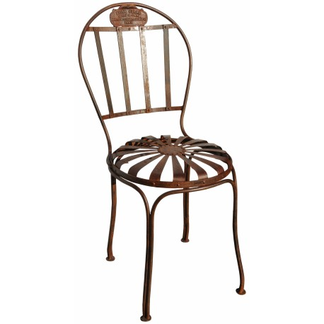 Forged Iron chair