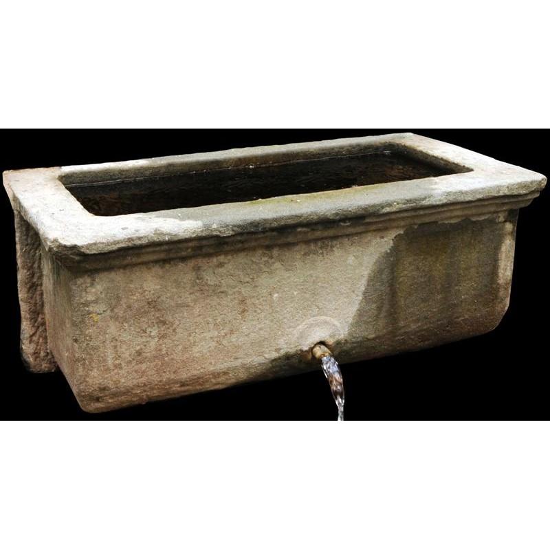 Vasche da giardino piccolo laghetto artificiale fai da te - Vasche in pietra da giardino ...