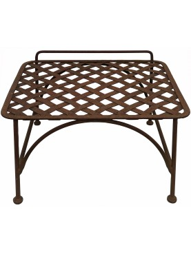 Laggage Rack Shelf wrought iron