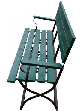 Bench for tennis courts