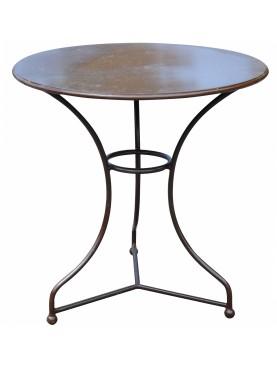 Little Boldini's iron table Ø 55 cm