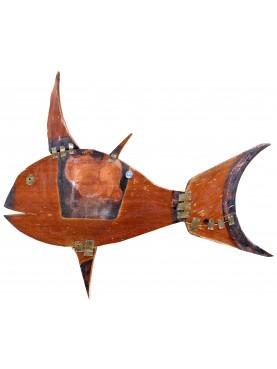 Beppe Chiesa marine plywood fish