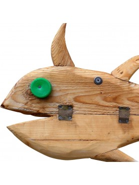 Pesce con Occhio Verde di Beppe Chiesa