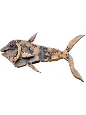 Beppe Chiesa Puzle fish 002