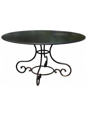 Round table Ø140cms