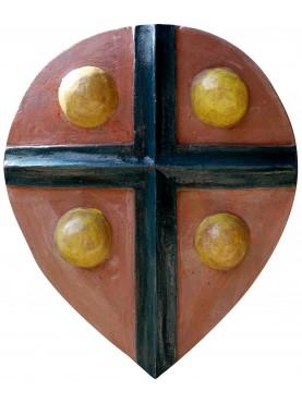 Copia di antico stemma toscano