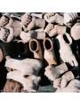 Piedi e mani in terracotta