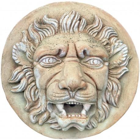 Grande Mascherone Leone Fiorentino