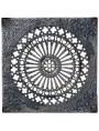 78x78cms Ancient Large manhole cover