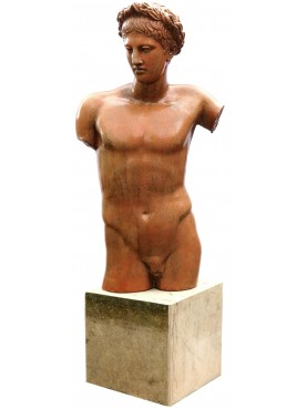 Torso di Apollo con base