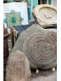 Our SATOR hand made in stone and various labyrinths