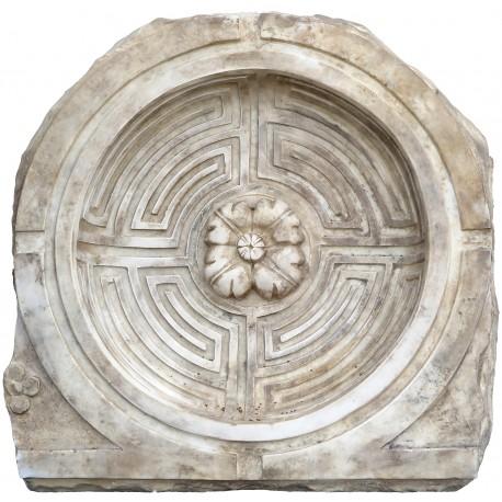 Nostra versione del Labirinto di Syde (Turkia)
