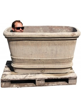 Great Terracotta bath tube