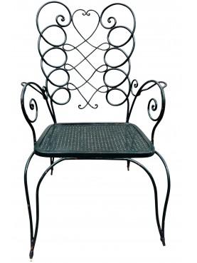 Le sedie di Villa Necchi Campiglio