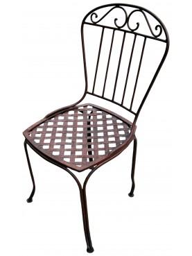 Deauville garden chair wroughtiron