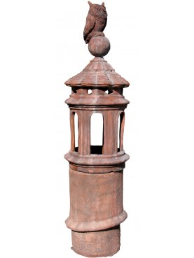 SMALL chimney pot Øint.18cms from Lucca