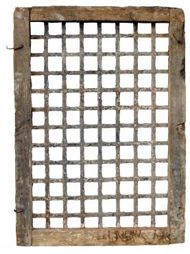 Antica grata per finestra lucchese