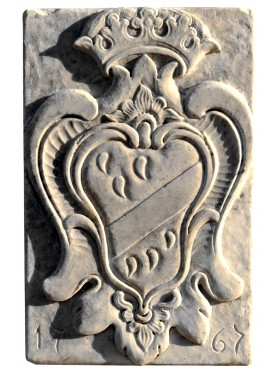 Ligurian marble coat of arms