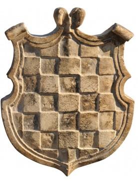 Stemma dei Conti Guidoci di Buonconvento (Siena)